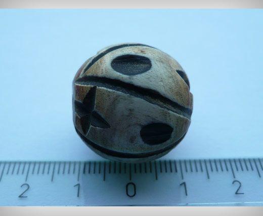 Horn Beads HB-16