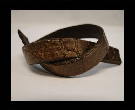 Italian Flat Leather-Coco
