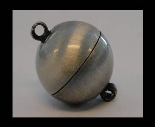 Magnetverschluss-MG1-12mm-glänzendes Taupe