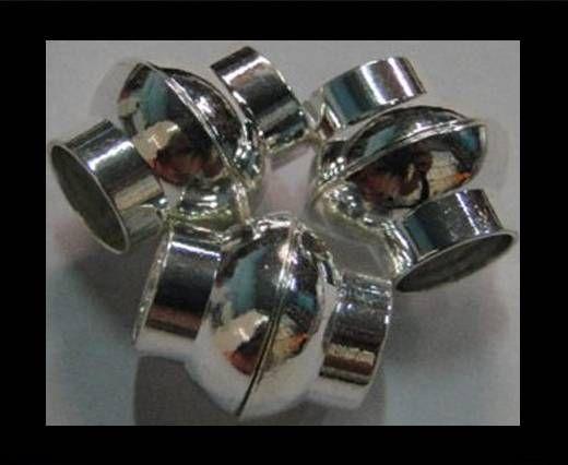 Magnetic Locks -MGL-4-6mm-Silver