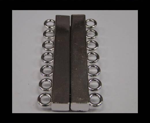 MGL-230-41mm Steel Silver