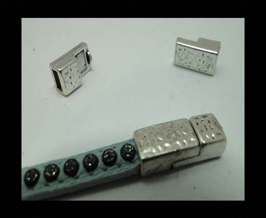 MGL-362-6*3mm-Antique silver