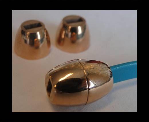MGST-44-5,2X2,3mm ROSE GOLD