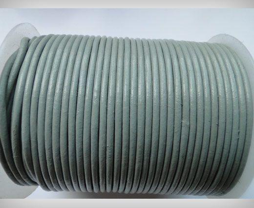 Round Leather Cord SE/R/28-Beige - 1,5mm