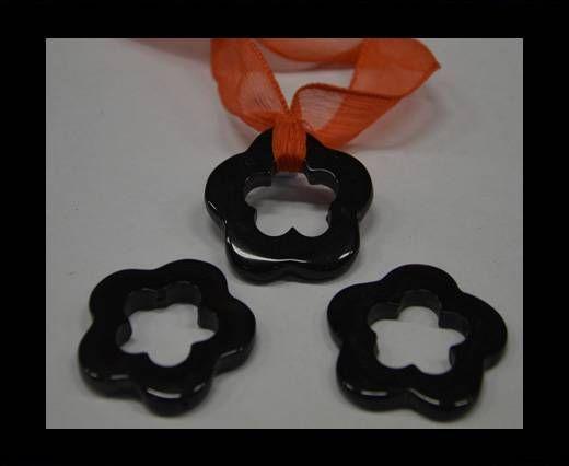 Semi Precious Stones item 7-Black