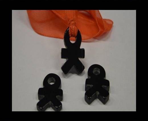 Semi Precious Stones item 9-Black