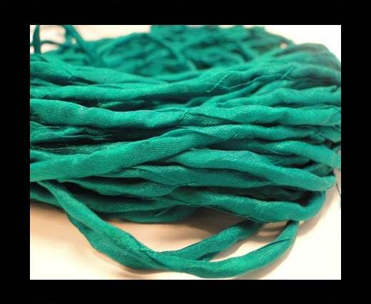 Silk Cords - 2mm - Round -51 Green