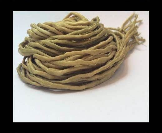 Silk Cords - 2mm - Round -29617 - Light Green