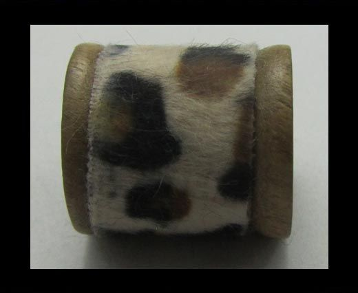 Snake Wooden Beads NSSB-06
