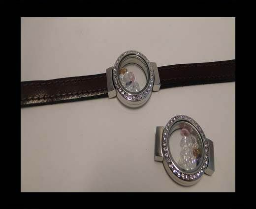 SSP-609 silver-10*3mm