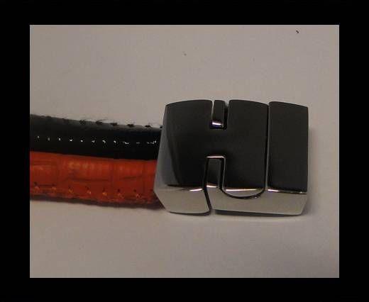 Nicht-magnetischer Edelstahl-Verschluss-MGST 69-12*5mm