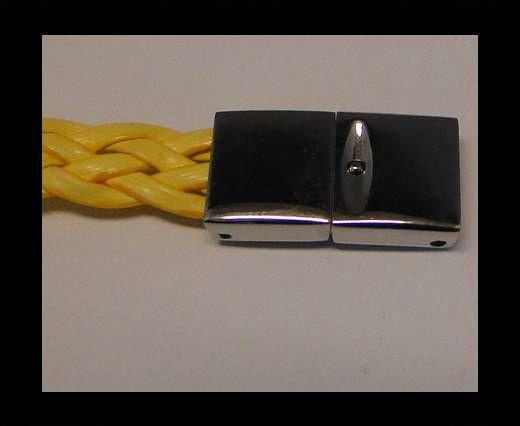 Nicht-magnetischer Edelstahl-Verschluss-MGST 71-12*3mm