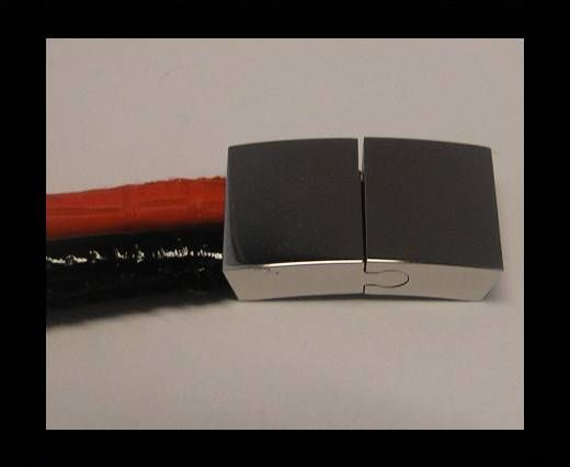 Nicht-magnetischer Edelstahl-Verschluss-MGST 72-12*4mm