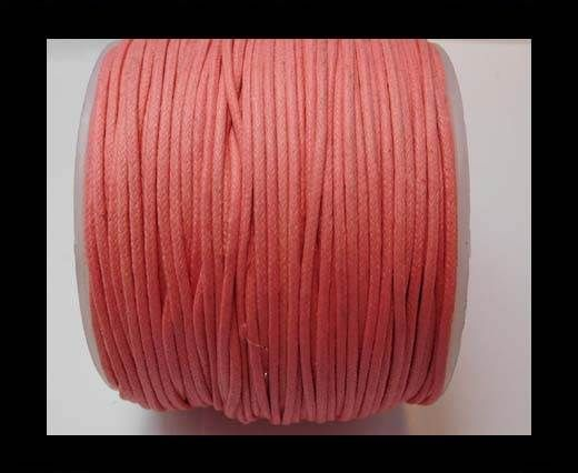 Wax Cotton Cords - 1,5mm - Pink