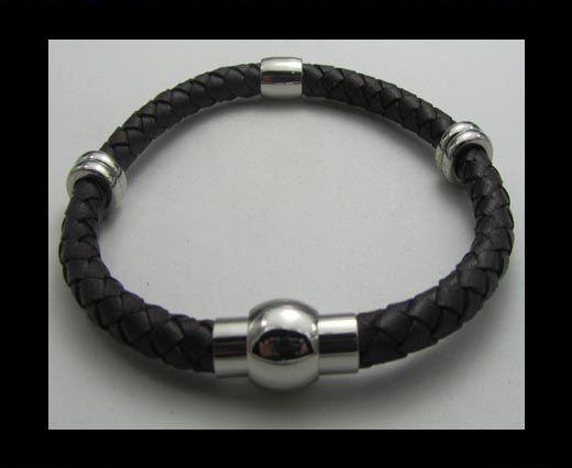 Ready leather bracelets  SUN-B0103