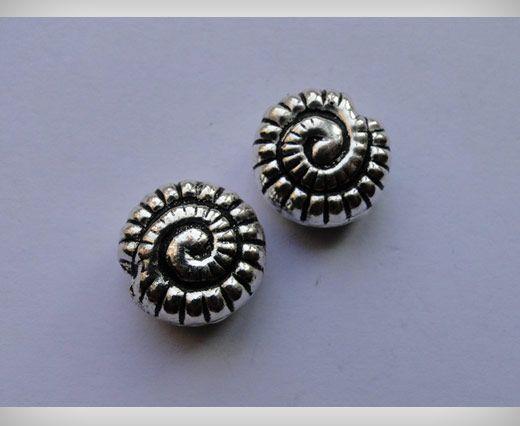 Perle e pendenti anticati di grossa taglia - SE-1663