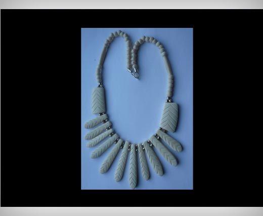 Bone Necklace BN36