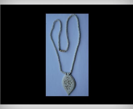 Bone Necklace BN45