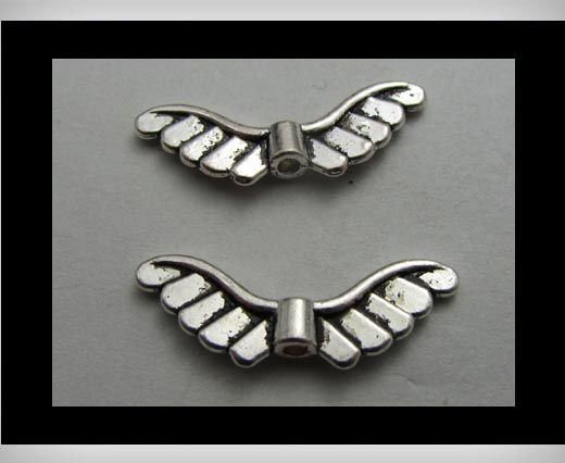 Zamak part for leather CA-3271