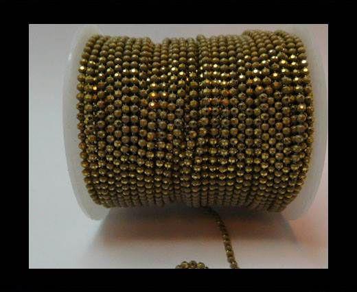 Chain Style 1 - Light Grey