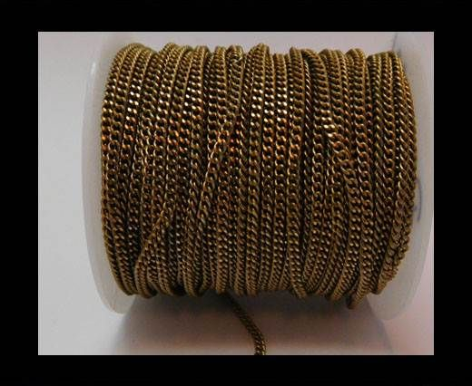 Chain Style 2 - Brown