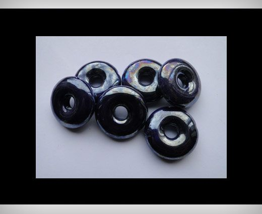 Donut-27mm-Dark Blue