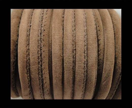 Eco-Nappa 6mm-Fabric Style- light brown