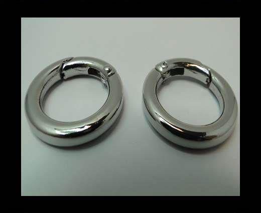 Brass fish lock FI-7081-25mm-STEEL