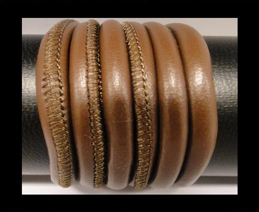 Fine Nappa-Light Brown-6mm