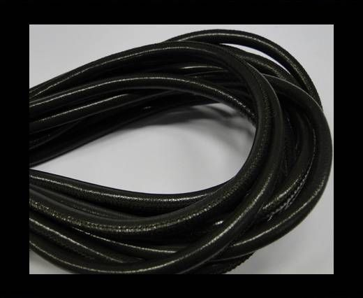 Fine Real Nappa Leather-Anthracite-6mm