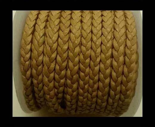 Choti-Flat 3-ply Braided Leather -SE B 01