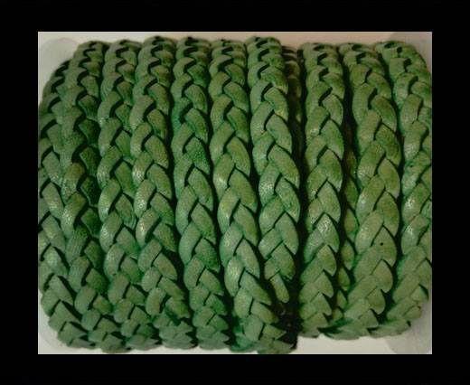Choti-Flat 3-ply Braided Leather --5MM-SE FBC 05