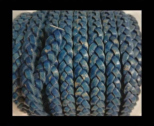 Choti-Flat 3-ply Braided Leather --5MM-SE PB 46