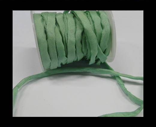 Habotai Silk Cord-Mint Green-4053