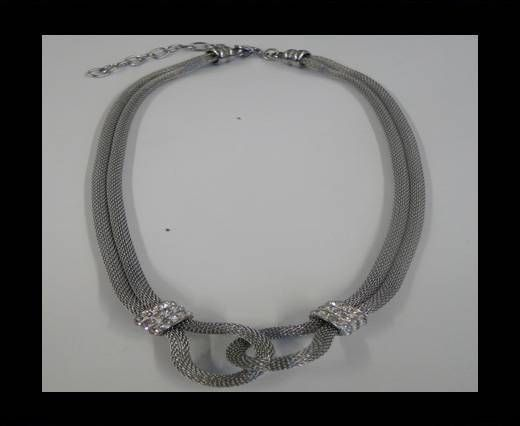 High Quality Steel Neclace-number 7