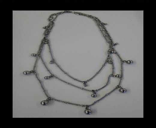High Quality Steel Neclace-number 11