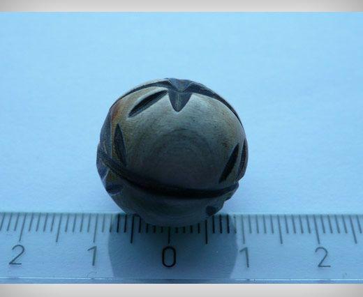 Horn Beads HB-140-2