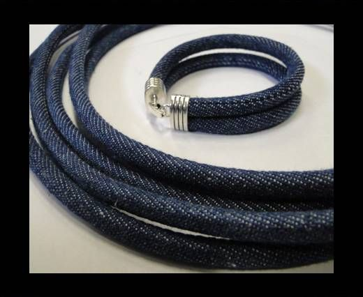 Jeans Cords-6mm-Dark blue style 1