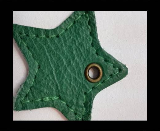 Buy KC-Key Cord Star Shape 4cm green at wholesale price
