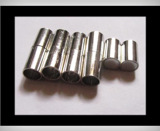 Magnetic Locks for leather Cords - MGL15-6MM