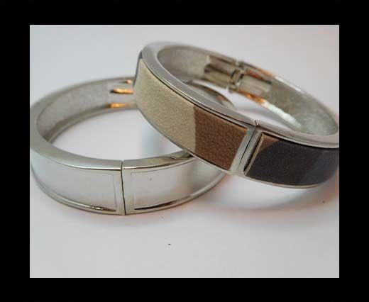 Zamak magnetic claps MGL-384-10mm-Steel