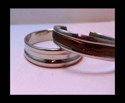 Zamak magnetic claps MGL-405 - 3mm - Steel