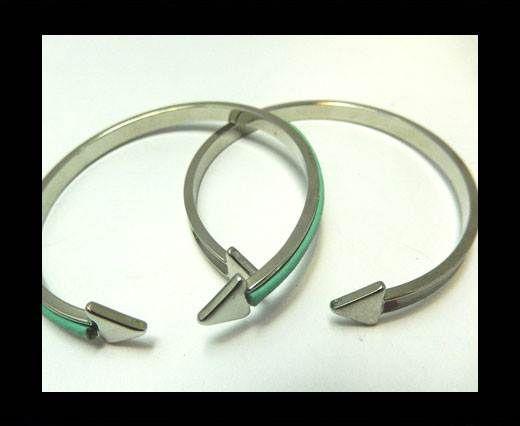 Zamak magnetic claps MGL-406 - 2mm - Steel