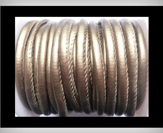 Eco-Nappa 6mm- Metallic Bronze