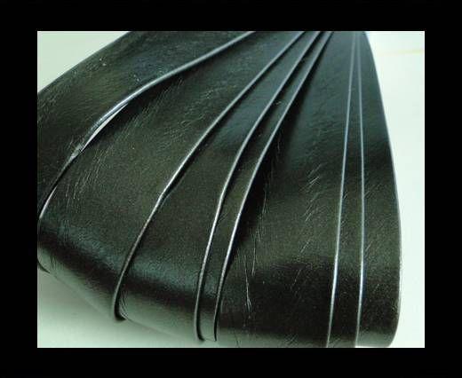 Nappa Leather Flat-Bronze-20mm