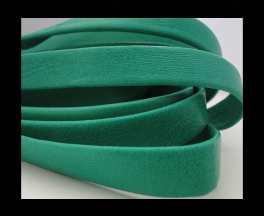 Nappa Leather Flat-Christmas Green-10mm