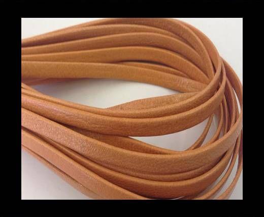 Nappa Leather Flat -apricot-5mm
