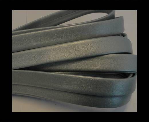 NappaFlat-Light Silver-10mm
