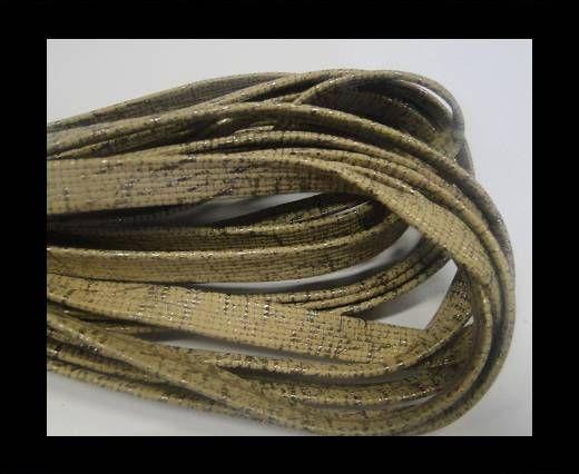 NappaFlat-Snake Style-10mm-beige