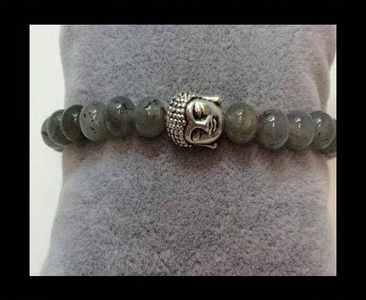 Natural Stone Bracelet 10 Labradorite